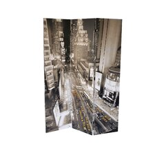 3-tlg Raumteiler 73 cm x 76 cm