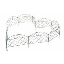 10-tlg. 40 x 52 cm Rankzaun-Set Caldera