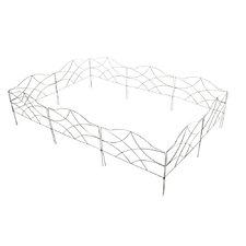 Aral 46 x 58.5cm Border Fence Set (Set of 10)