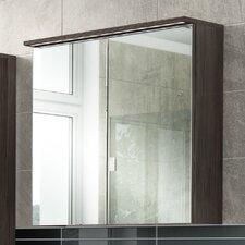 80 cm x 75 cm Spiegelschrank