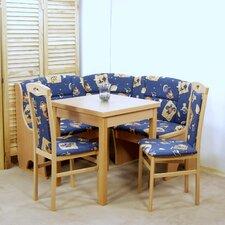 4-tlg. Eckbankgruppe South Andros, ausziehbar