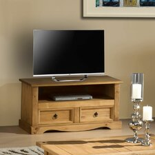 Traditional Corona TV Stand for TVs up to 61""