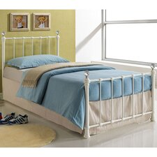 Jessica Single Wrought Iron Bed