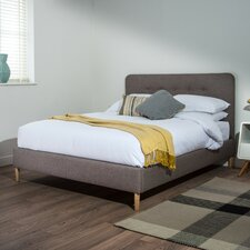 Anna Upholstered Bed Frame