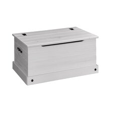 Dorado Wooden Blanket Box
