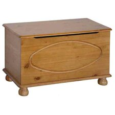 Apollo Wooden Blanket Box