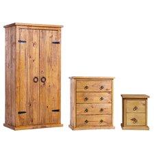 Schlafzimmermöbel-Set Courta