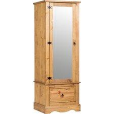 Classic Corona 1 Door Wardrobe