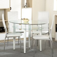 Harebell Dining Table and 4 Chairs