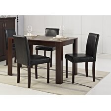 Sadie Dining Table and 4 Chairs