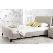 Wolseley Upholstered Sleigh Bed