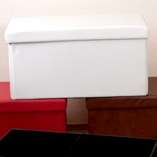 Gepolsterte Garderobenbank mit Stauraum