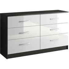 Lincoln 6 Drawer Chest