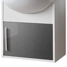 47 cm Wandbefestigter Waschbeckenunterschrank Basil
