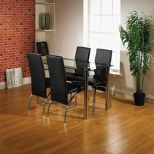 Maldon Dining Table and 4 Chairs
