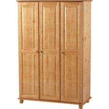 Dea 3 Door Wardrobe
