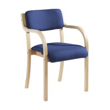 Bosjes Stacking Chair with Cushion