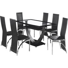 Norfolk Dining Table and 6 Chairs