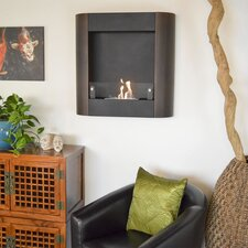 Focolare Muro Ethanol Fuel Fireplace
