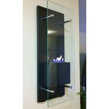 Canello Wall Mount Bio Ethanol Fireplace