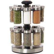 16 Jar Lexington Spice Rack