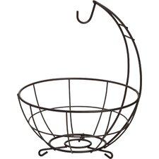 Banana Hanger Wire Fruit Basket