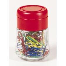 4 Oz Magnetic Jar with Lid (Set of 12)