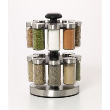 16 Jar Lexington Spice Rack