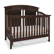 Majestic 4-in-1 Convertible Crib