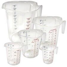5 Piece Measuring Cup Set