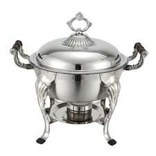 Crown 5-Quart Round Chafer