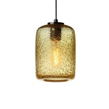 Vintage 1 Light Mini Pendant