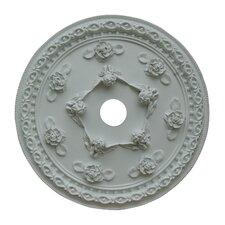Cherub/Rose Ceiling Medallion