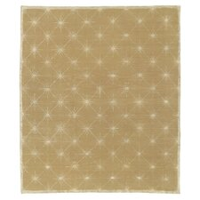 Designers' Reserve Brown/White Area Rug