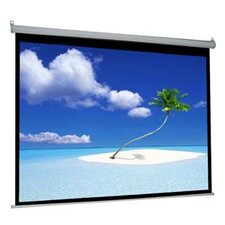 Vivo Matte White Electric Projection Screen