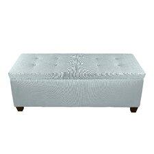 Sole Secret Upholstered Storage Bench