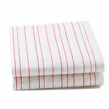 Pretty 200 Thread Count 100% Cotton Fitted Sheet