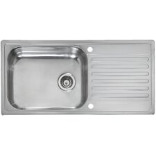 100cm x 50cm Bowl Kitchen Sink