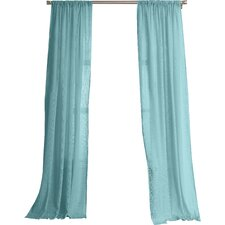 Hyannis Single Curtain Panel