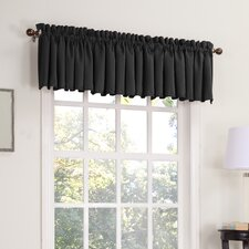 Groton Rod Pocket Single Curtain Valance