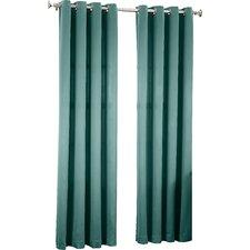 Groton Grommet Single Curtain Panel