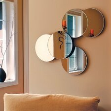 "Solei 10"" Multi-Level Mirrors"