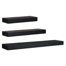 3 Piece Maine Wall Shelf Set