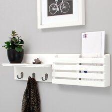 Sydney Wall Mounted Coat Rack