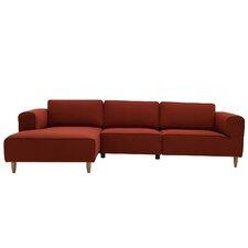 Liam 3 Seater Left L-Shape Sofa