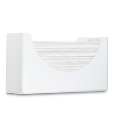 Paper Triple Folded Single Towel Holder
