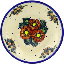 "Polish Pottery 9"" Pasta Bowl"