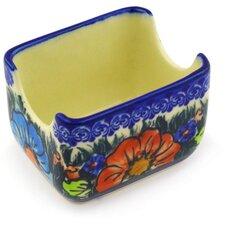 Polish Pottery Sugar Bowl