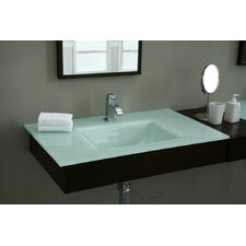 "31"" Vanity Top with Square Bowl"