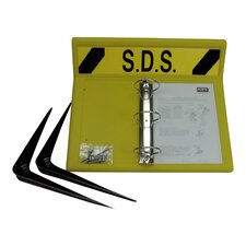Wall-Mount SDS Display